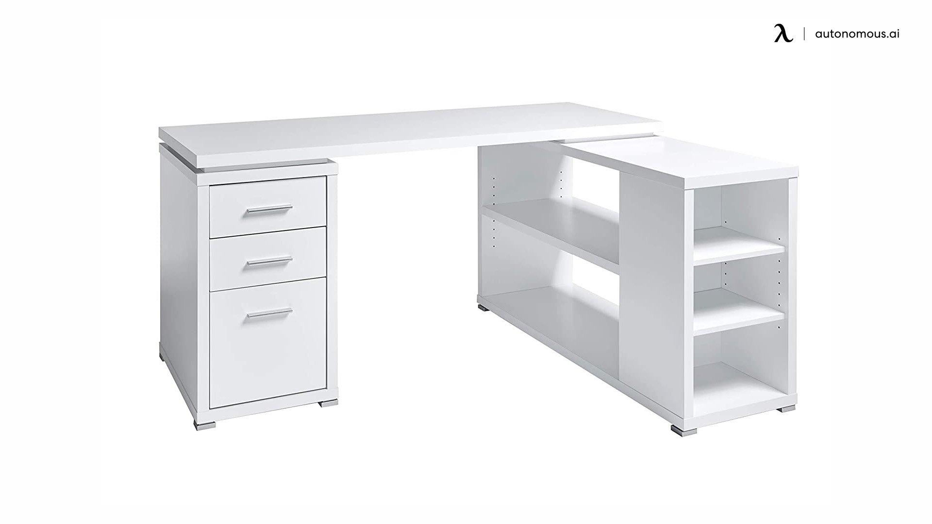 Movian Corner Desk