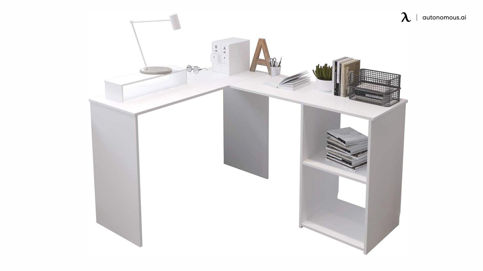 Euco L-shaped Computer Desk