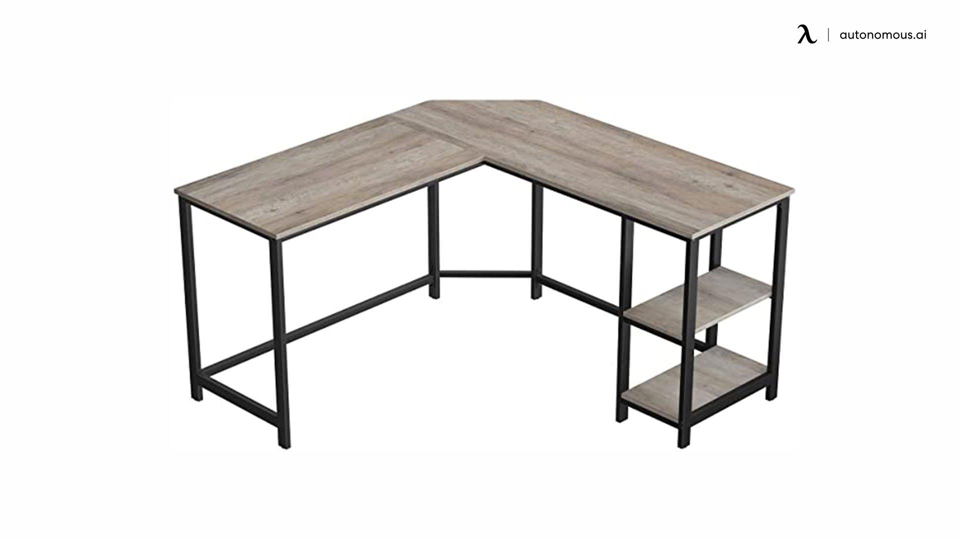 Vasagle L-shaped Corner Desk