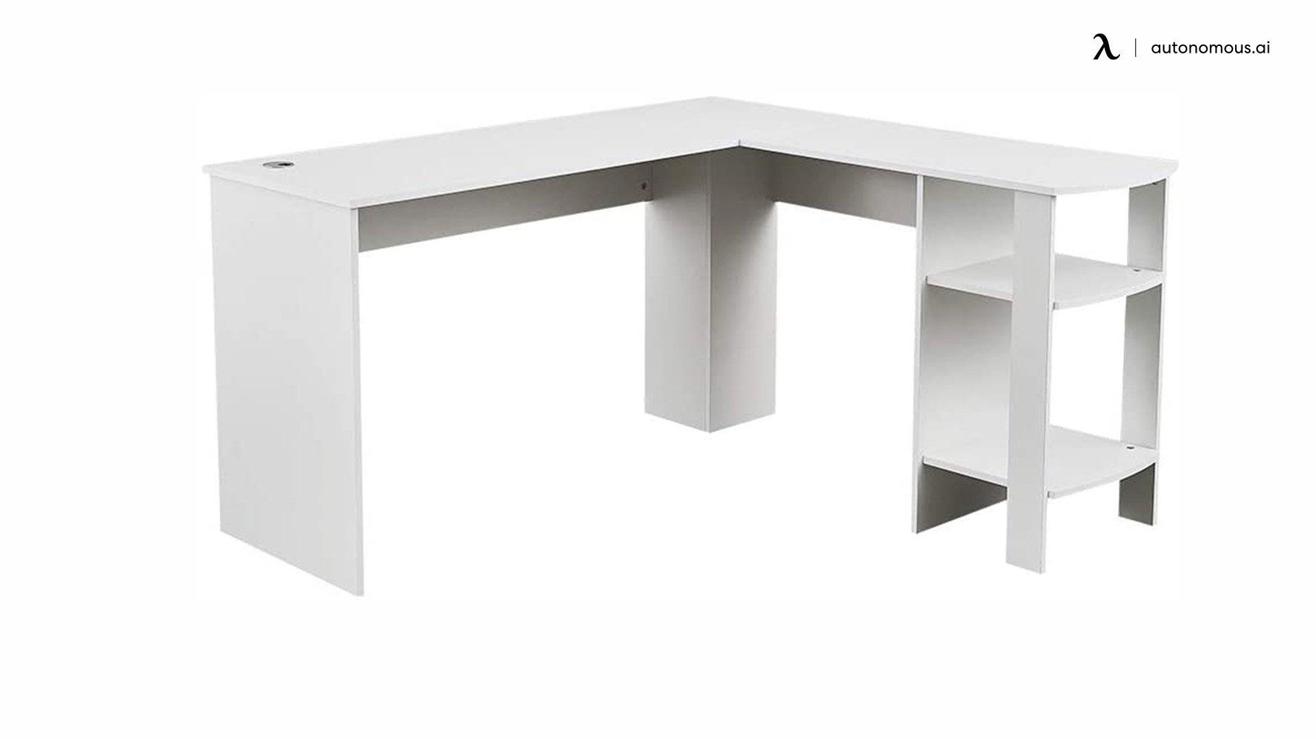 Blue Horizon Corner Desk