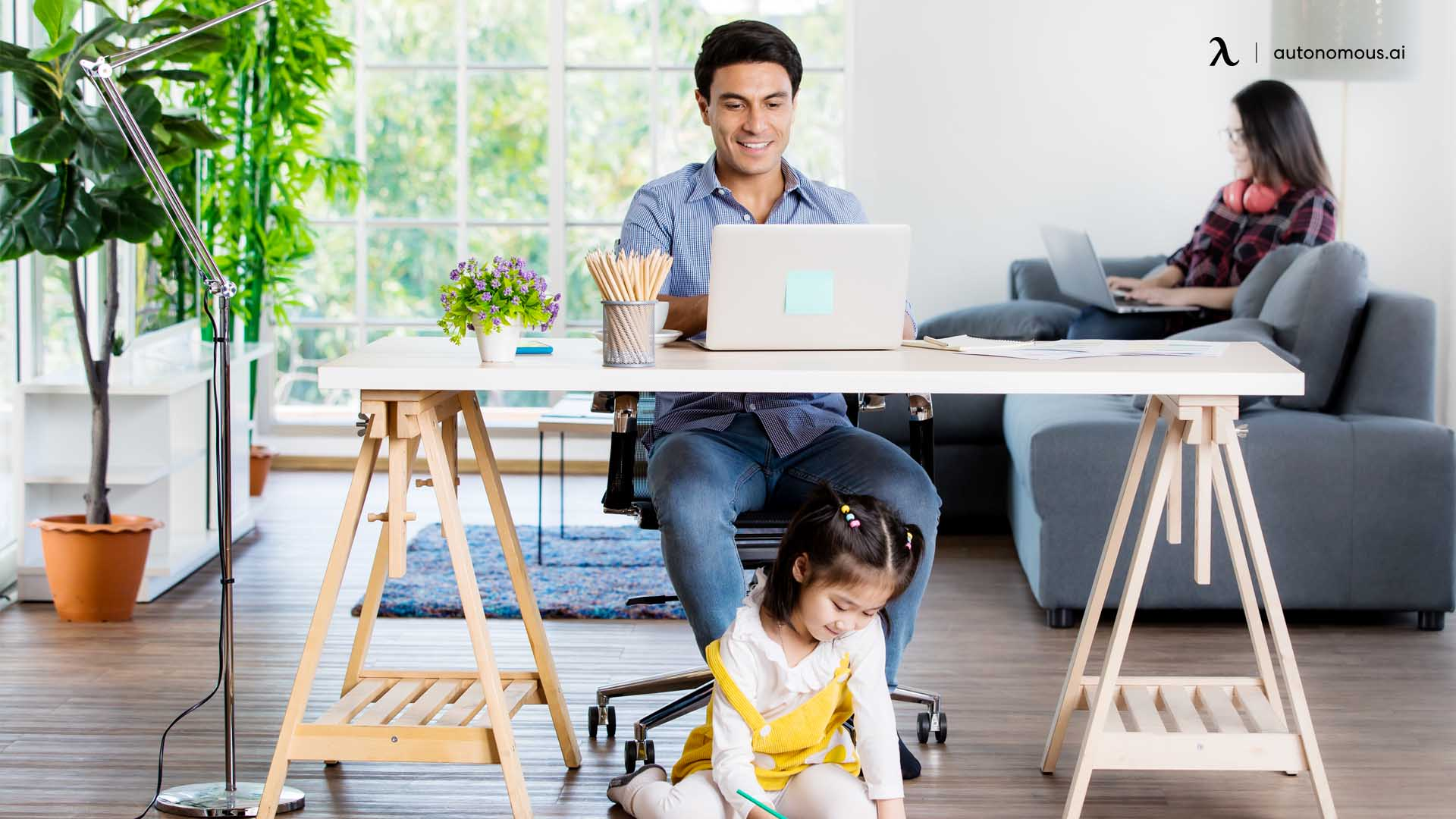 why your children's room needs a desk