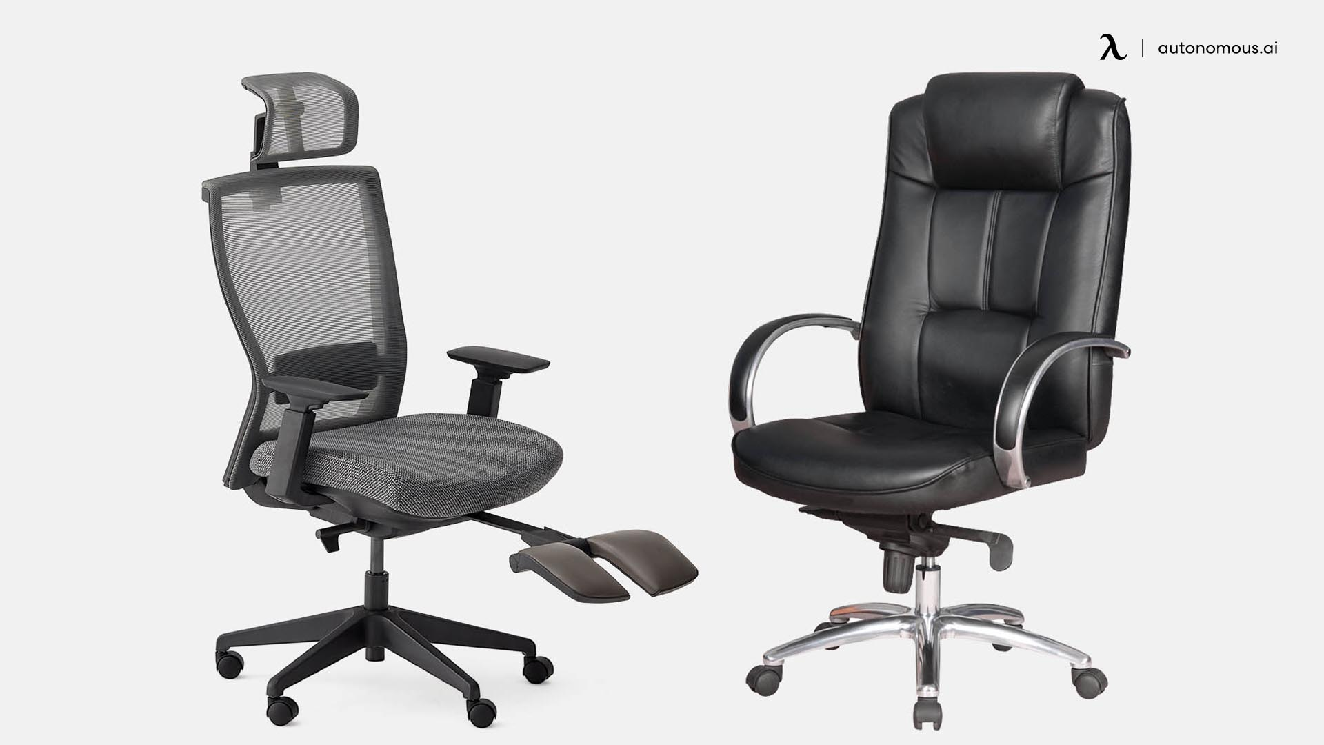 Why are mesh office chairs better than leather?