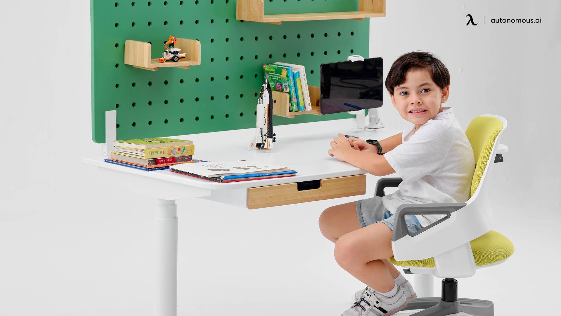 Benefits of Ergonomic Chairs for Children