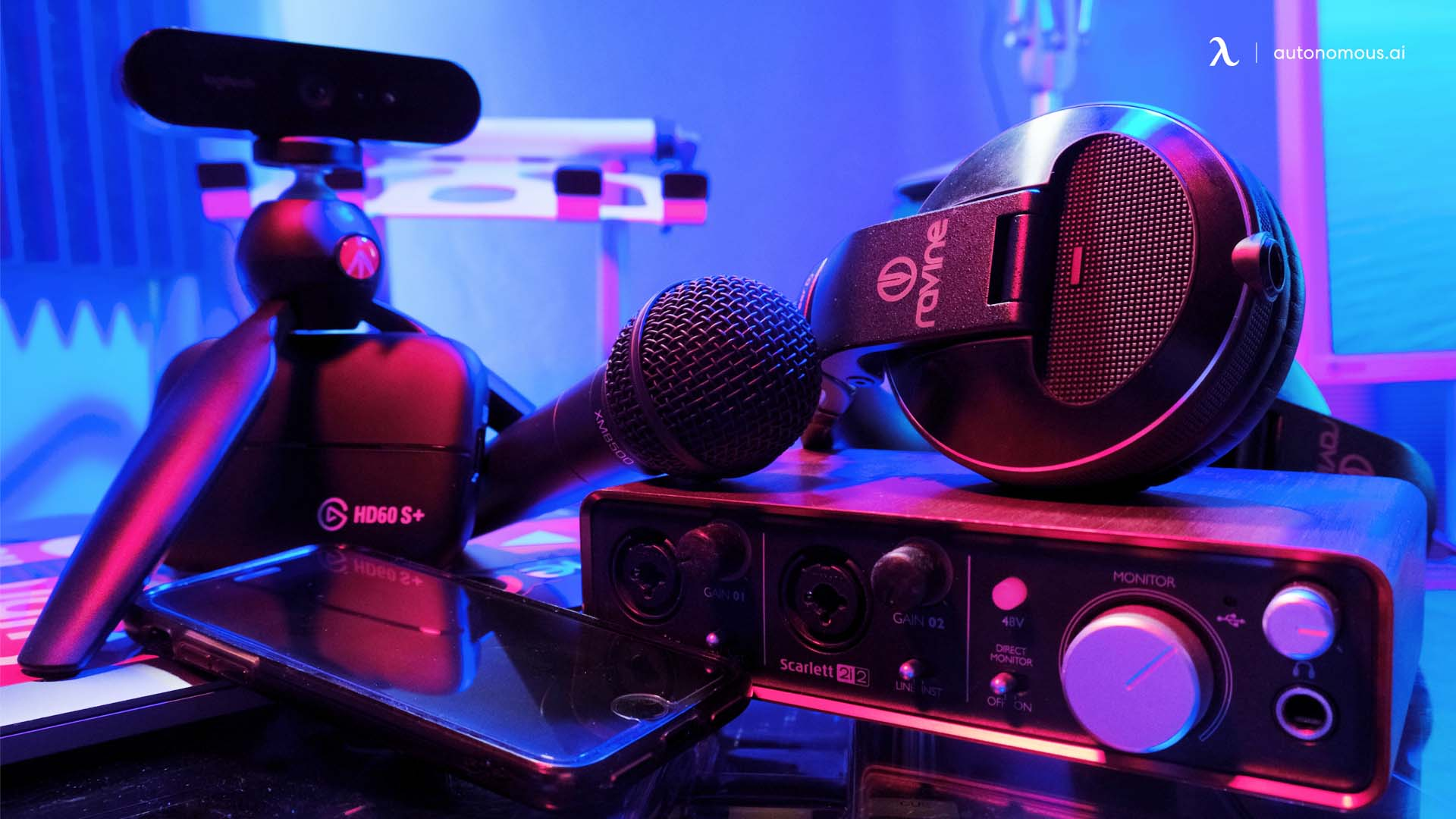 The Best Small Streaming Desk Setup Ideas