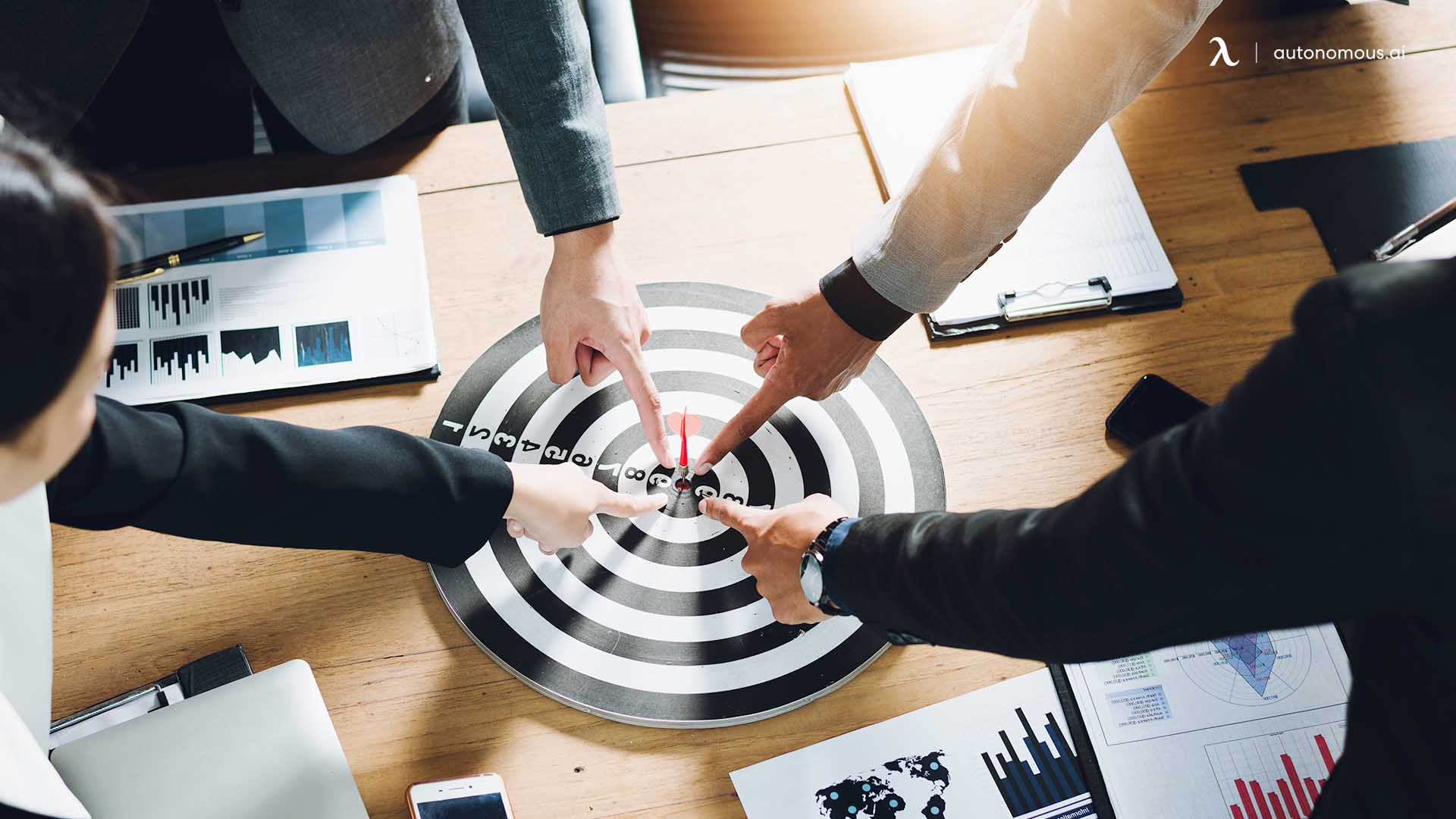 Shape Business Objectives