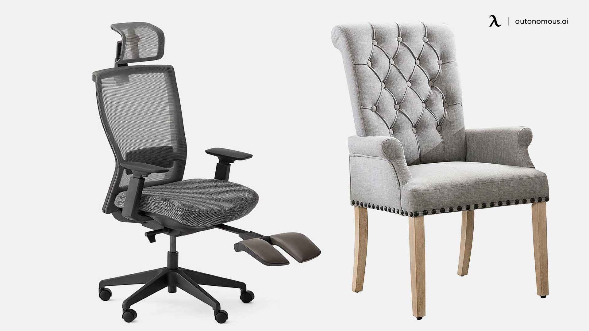 Mesh vs Upholstered Chair - Which Chair Is Better?