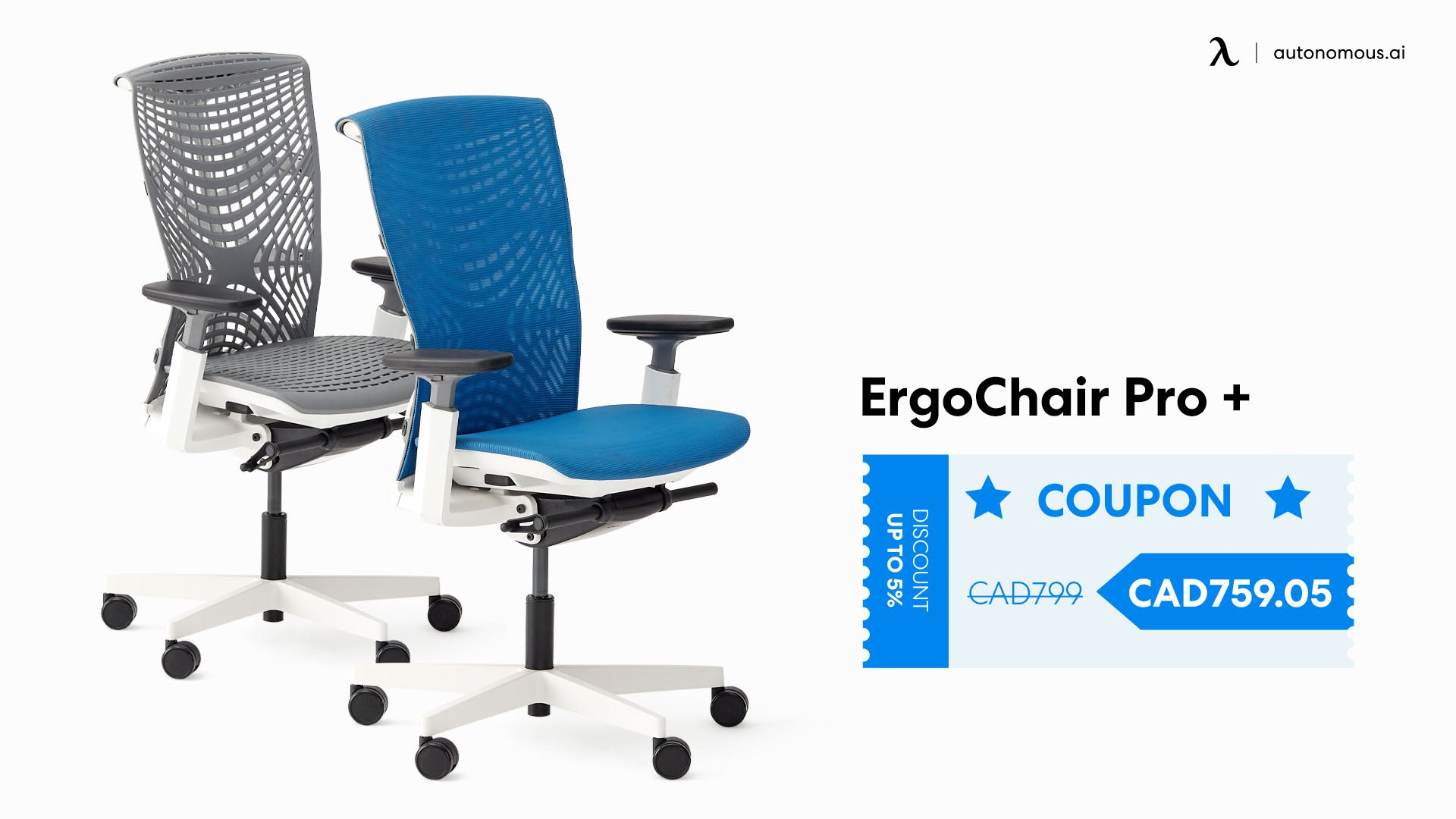 ErgoChair Pro +