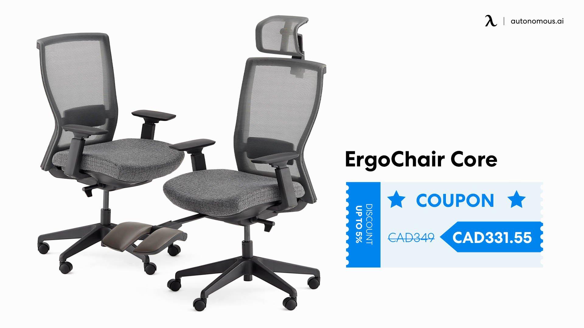 ErgoChair Core
