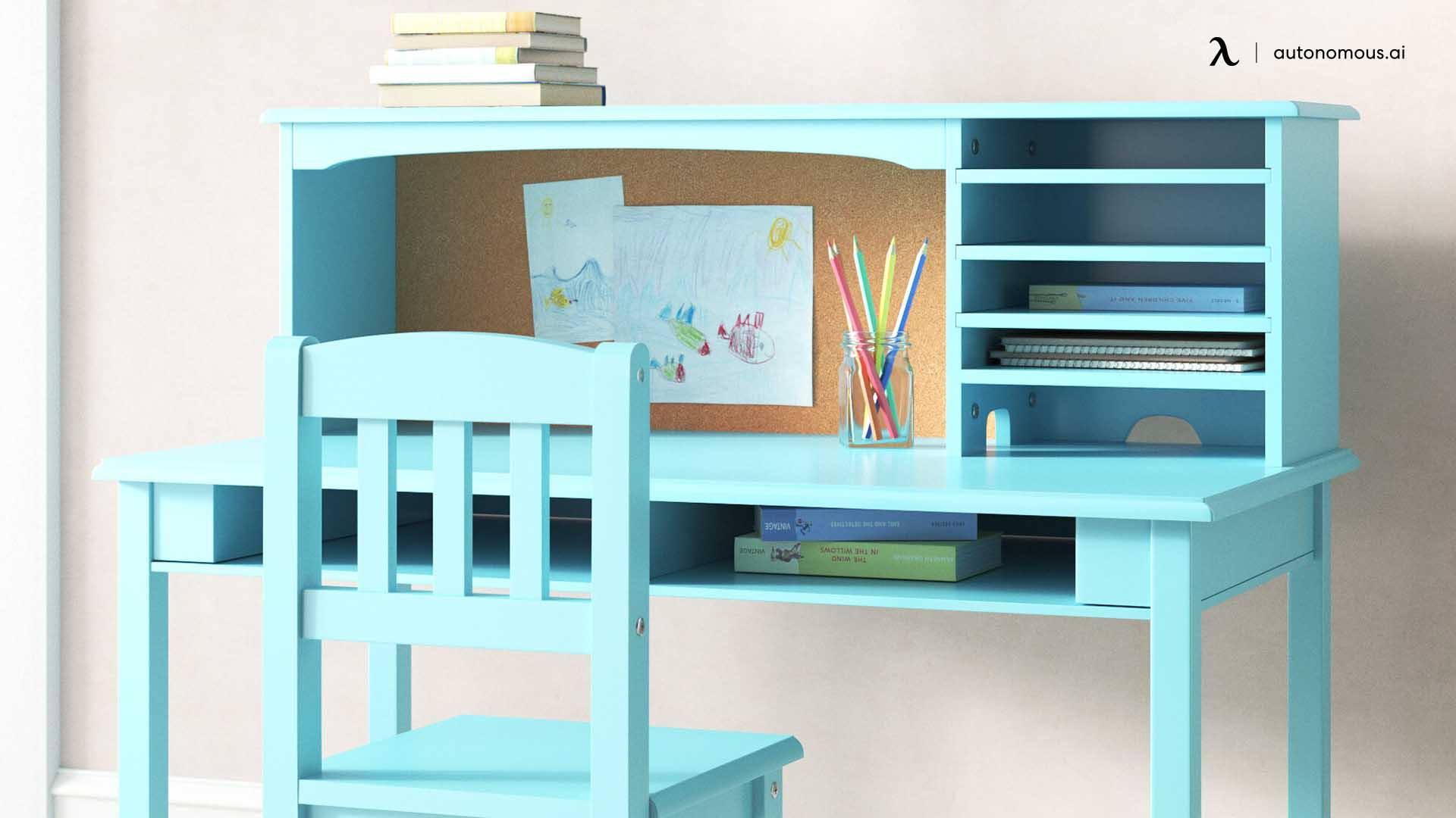 Glaser Kids Desk and Chair Set