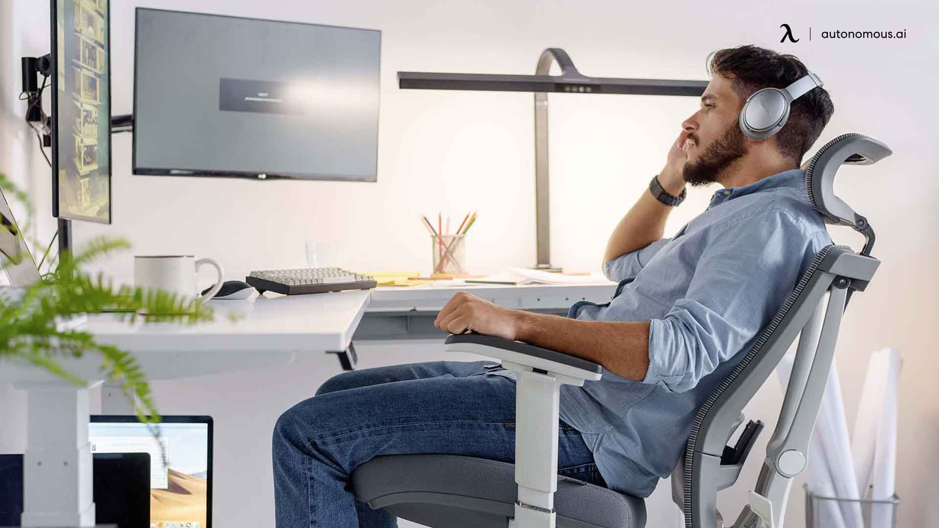 What is an Ergonomic Task Chair?