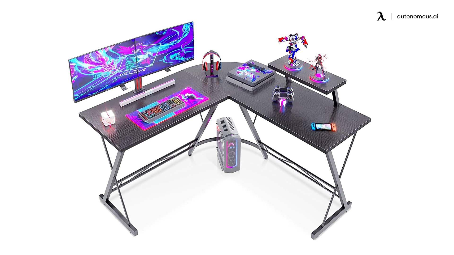 Casa Optima L-Shaped Desk