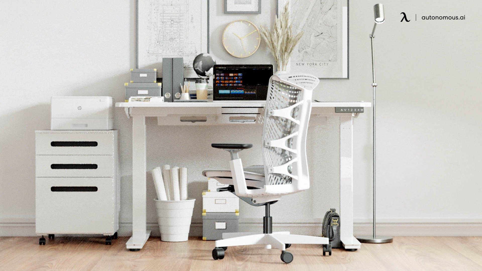 An Ergonomic Office Chair