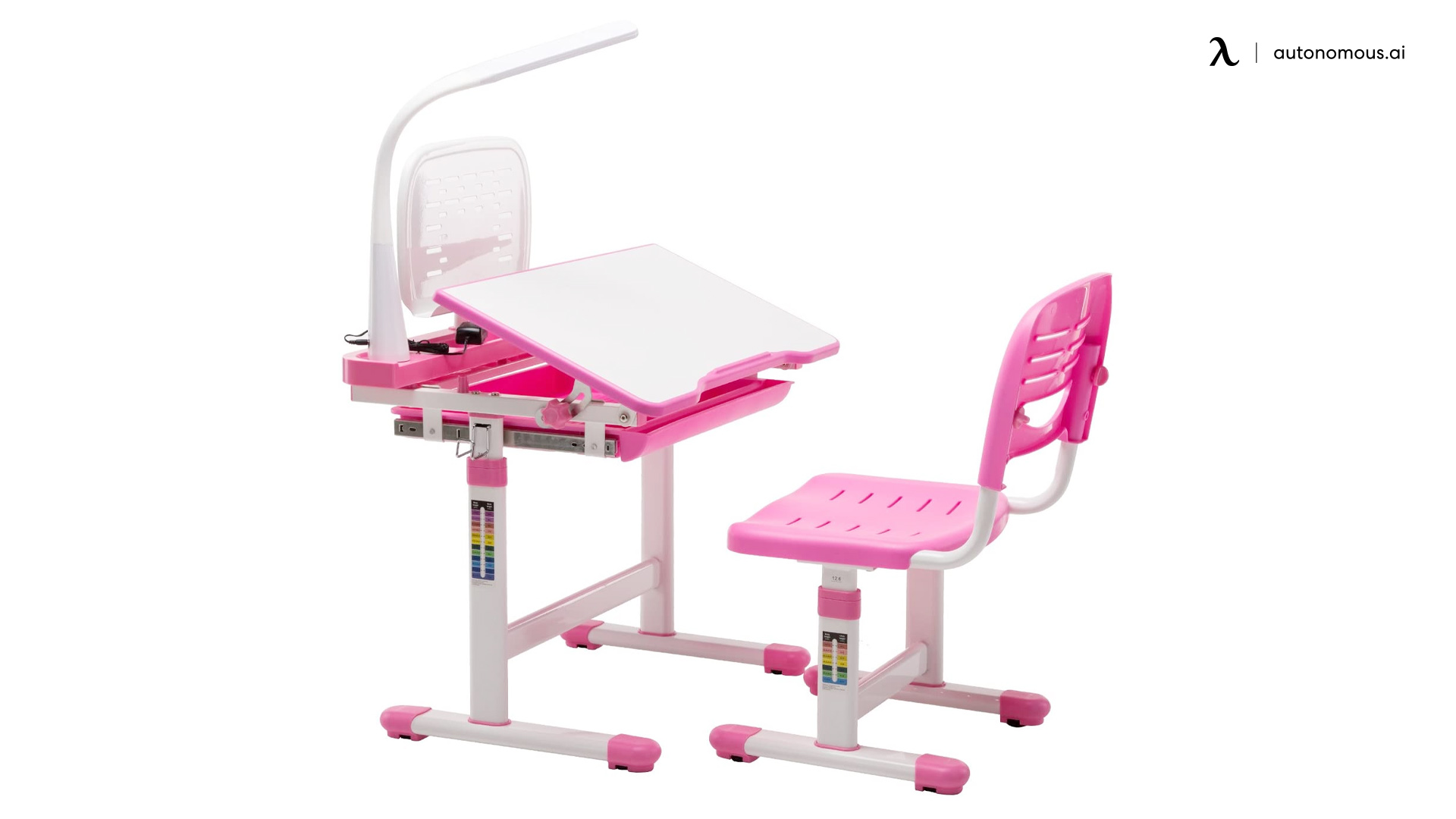 Height Adjustable Desk by Mecor