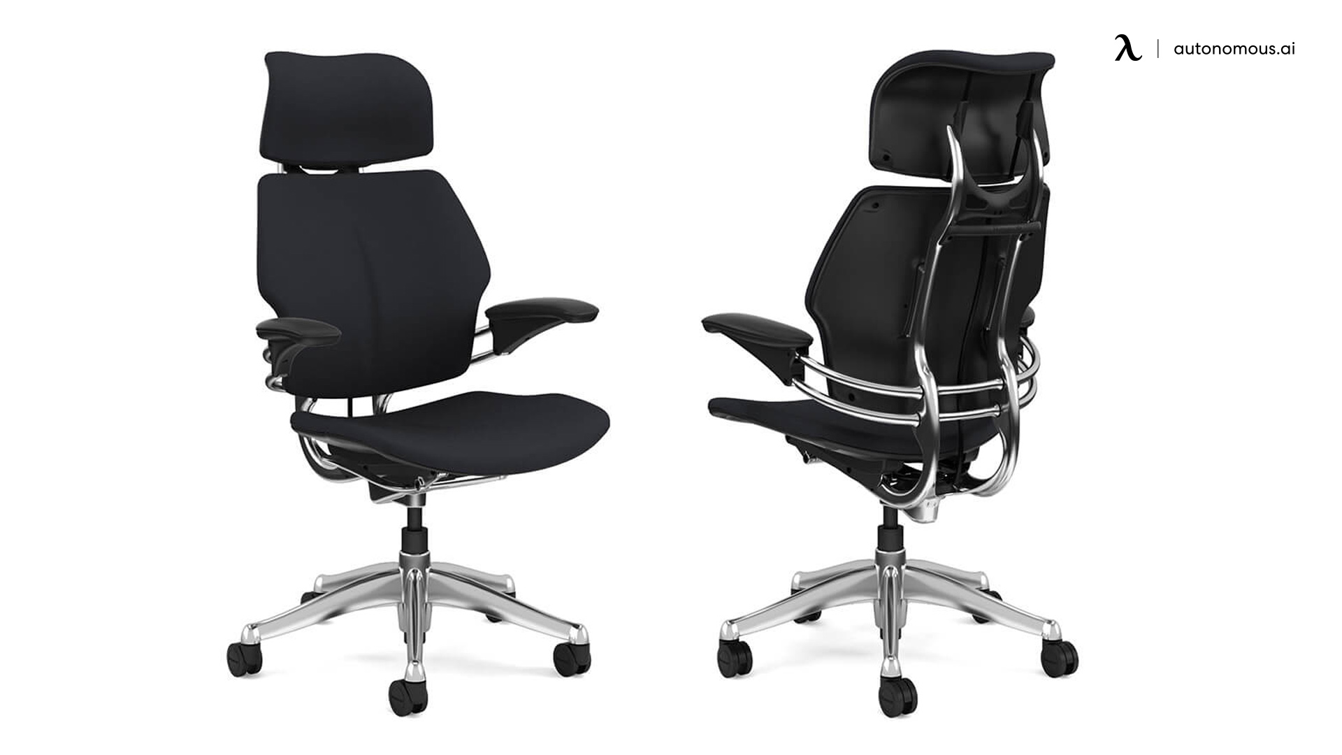 Humanscale Freedom Task with Headrest