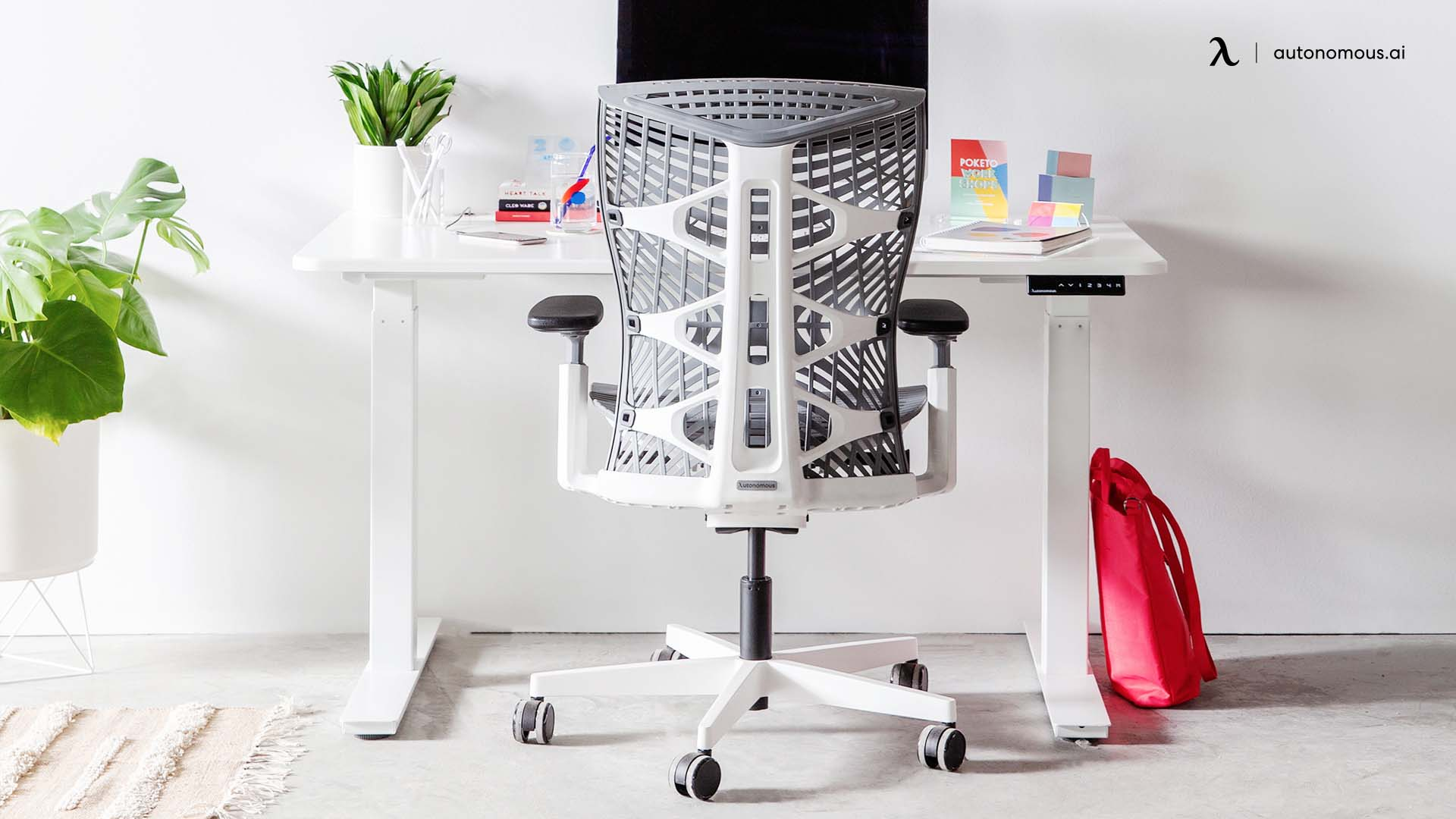 Compact office chairs