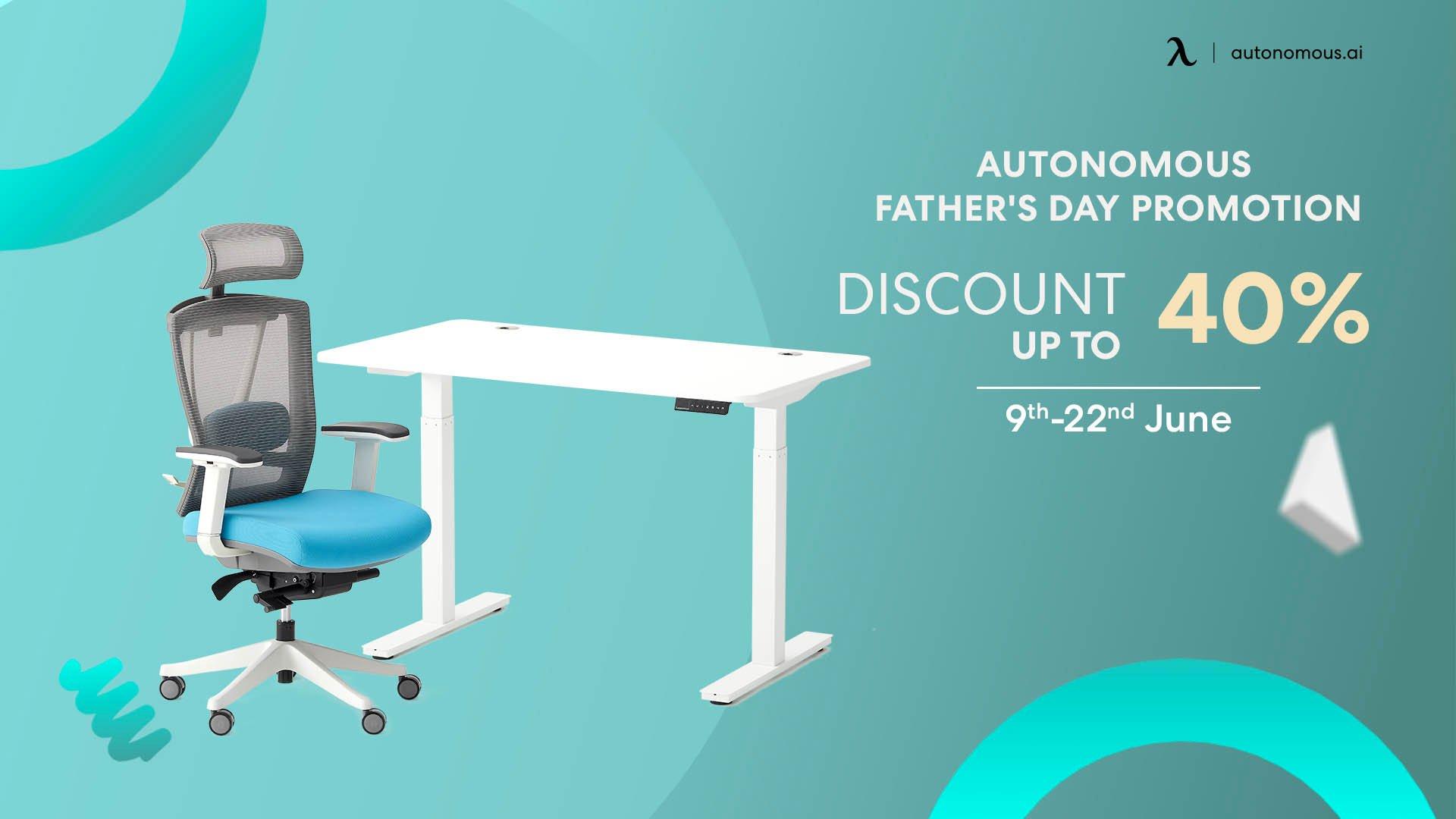 Autonomous Father's Day Promotion
