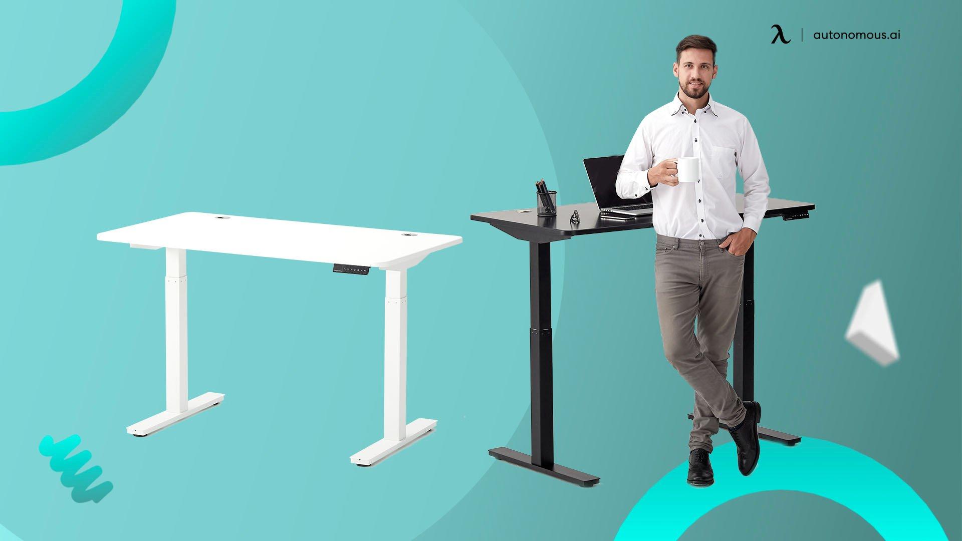 A Standing Office Desk