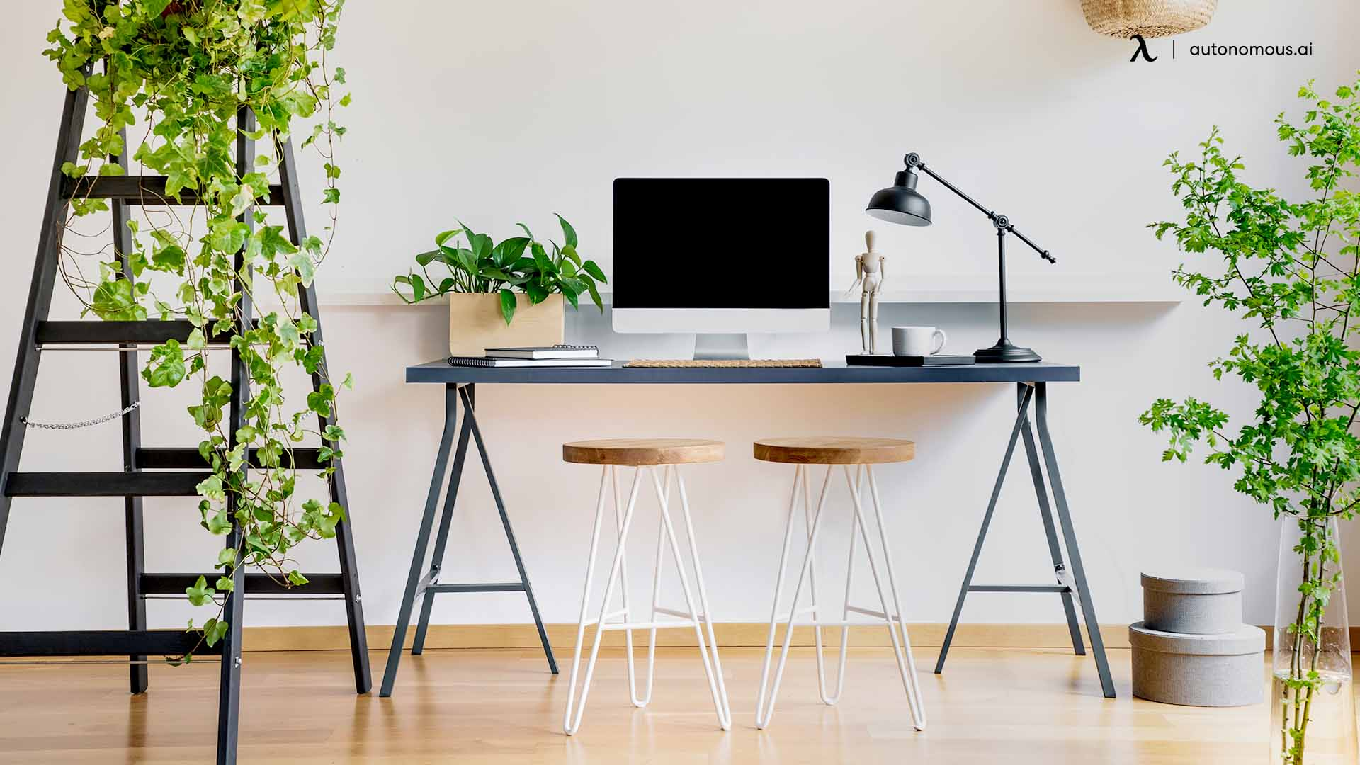 8 Ways for Minimal Office Décor for Any Workspace