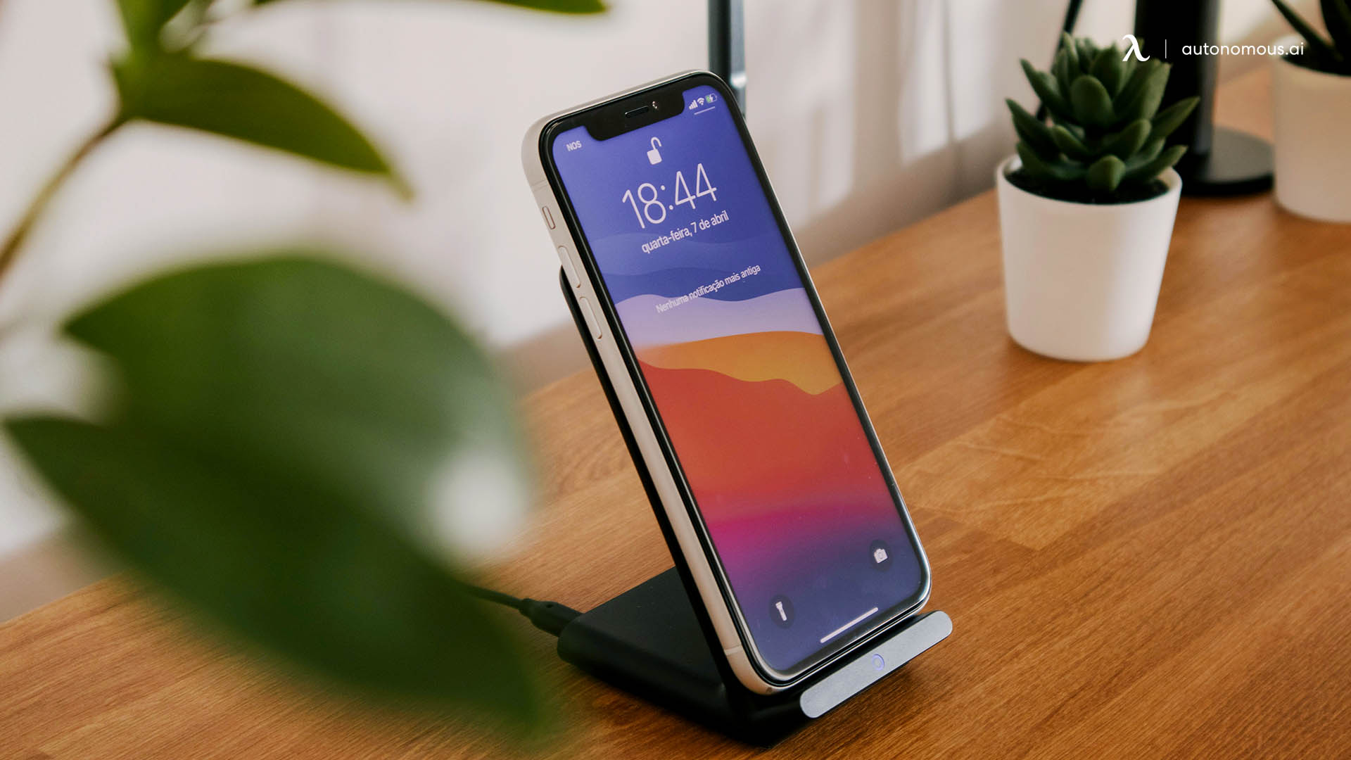 Wireless charging stands