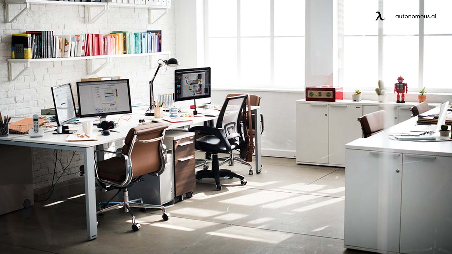 What changes can make in the office