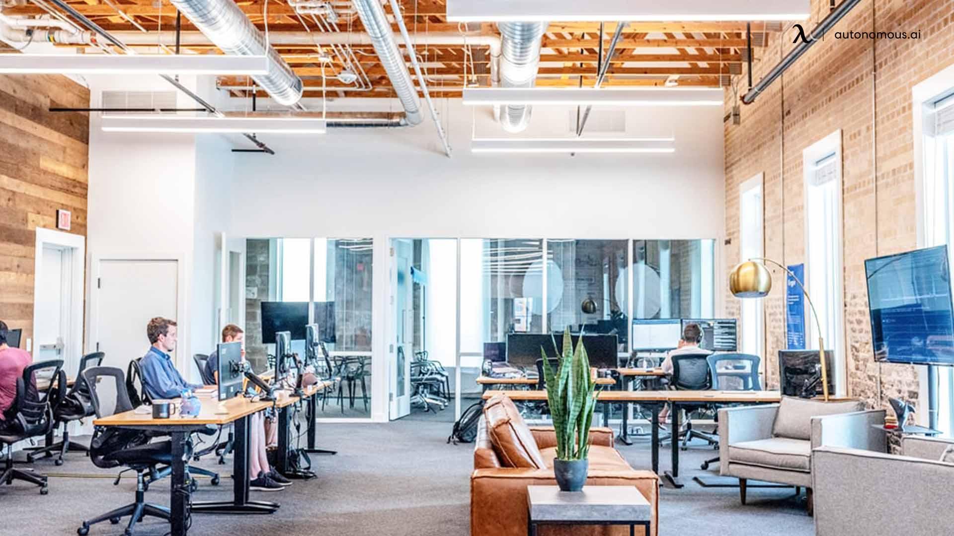 Agile workspace
