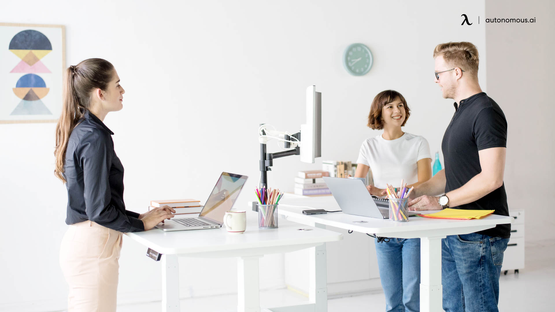 What Is an Ergonomic Standing Desk?