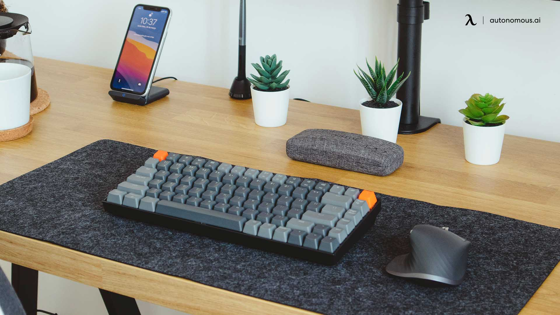Separate Mouse and Keyboard