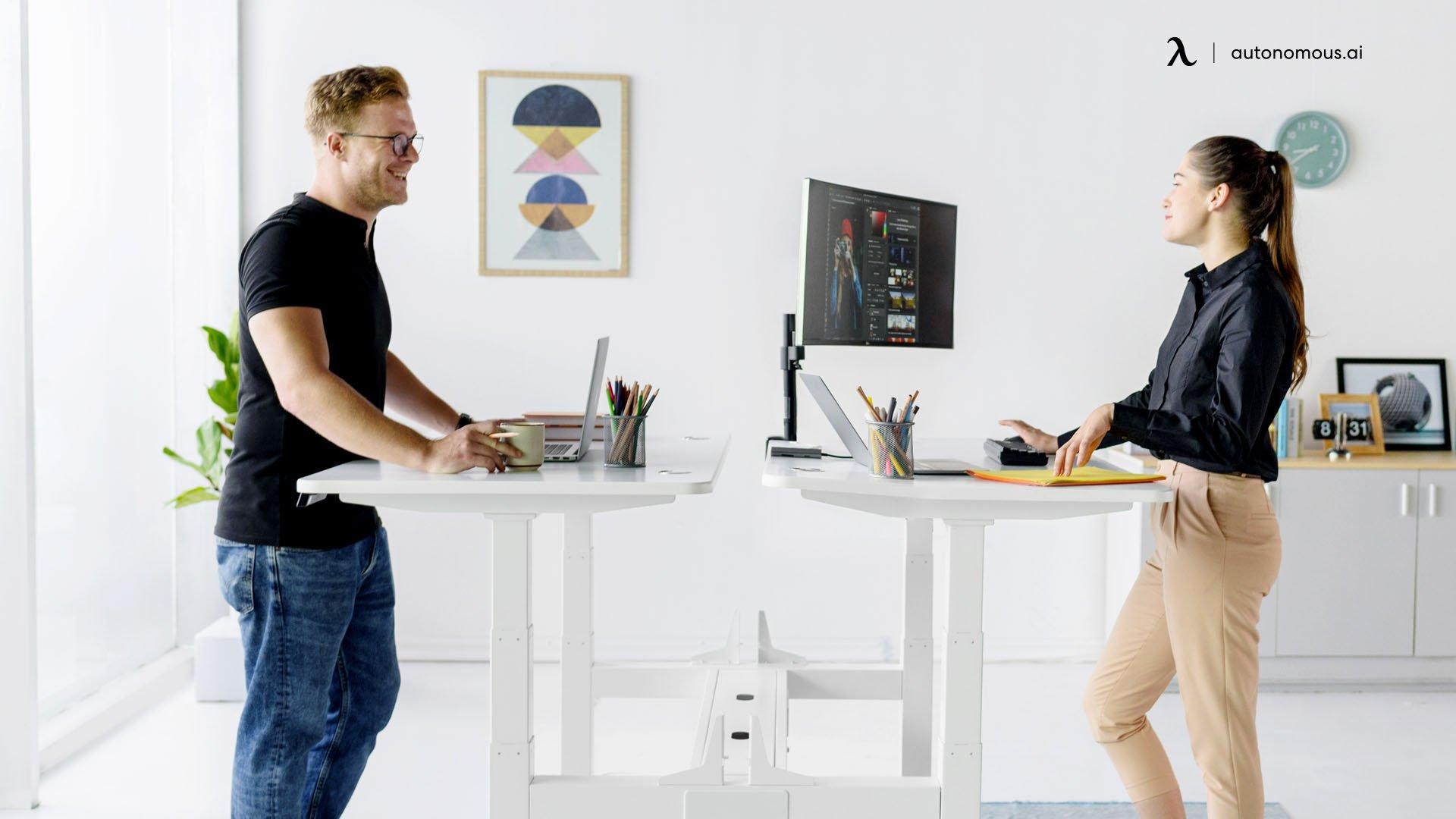 Two People Setup
