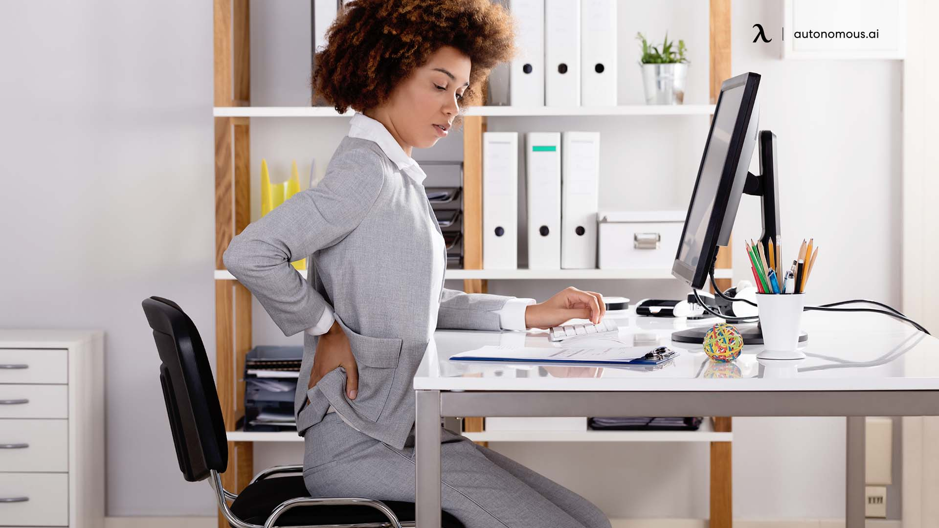 Effects of Incorrect Sitting