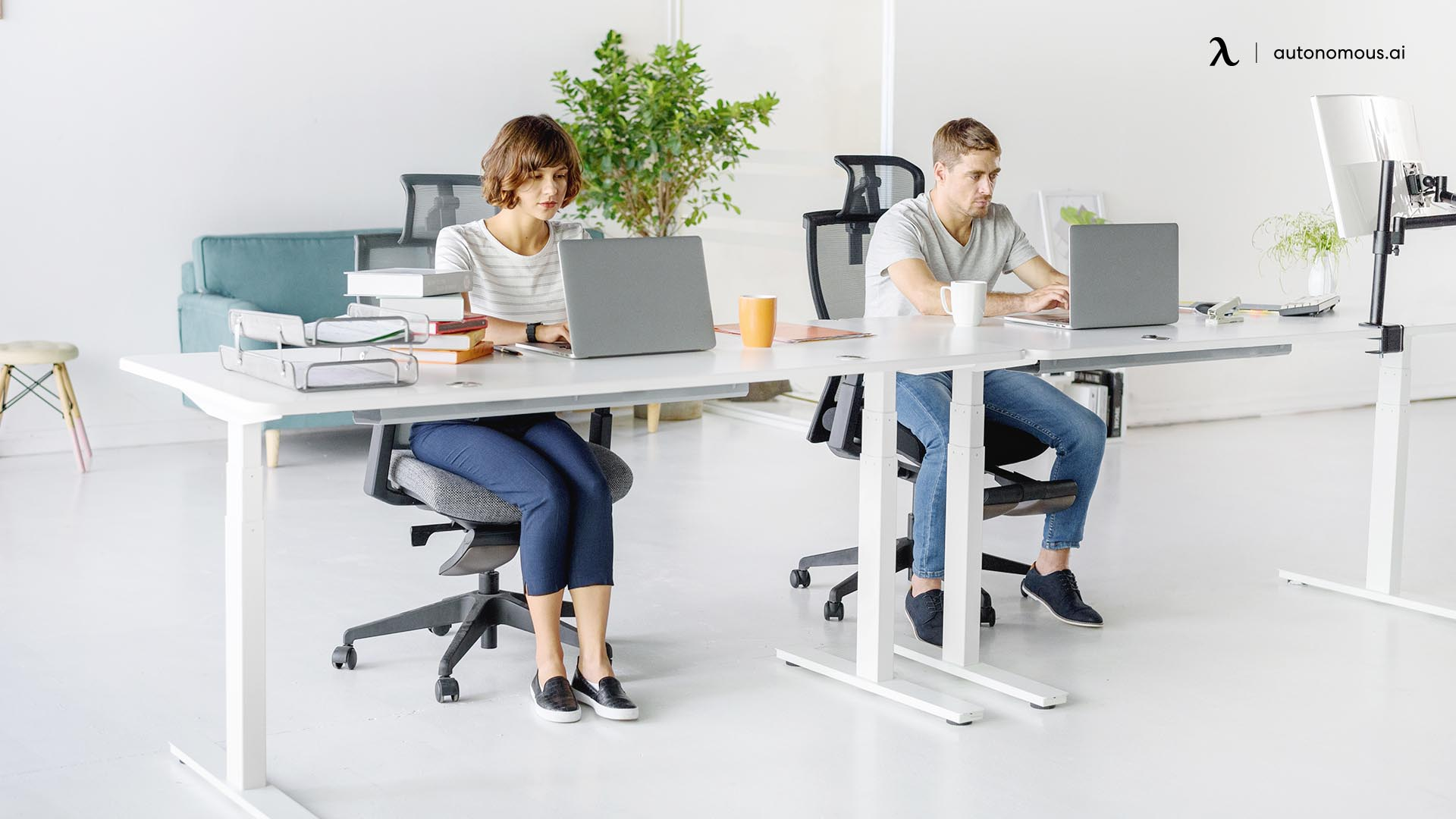 Office Ergonomic Chair to Sit Correctly at Work