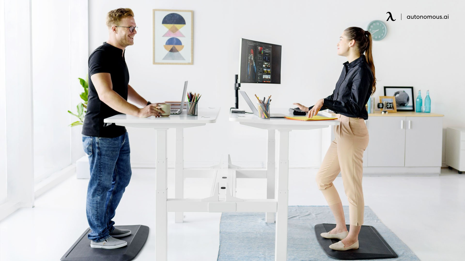 What are the best budget standing desks?