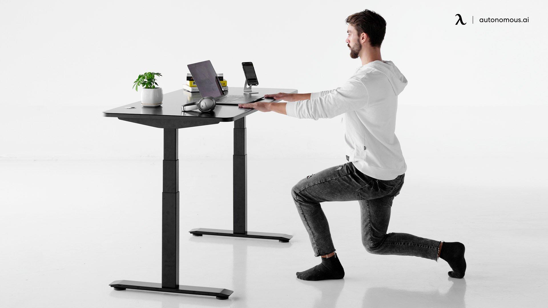 Choosing the Right Exercise Equipment for Desk Job