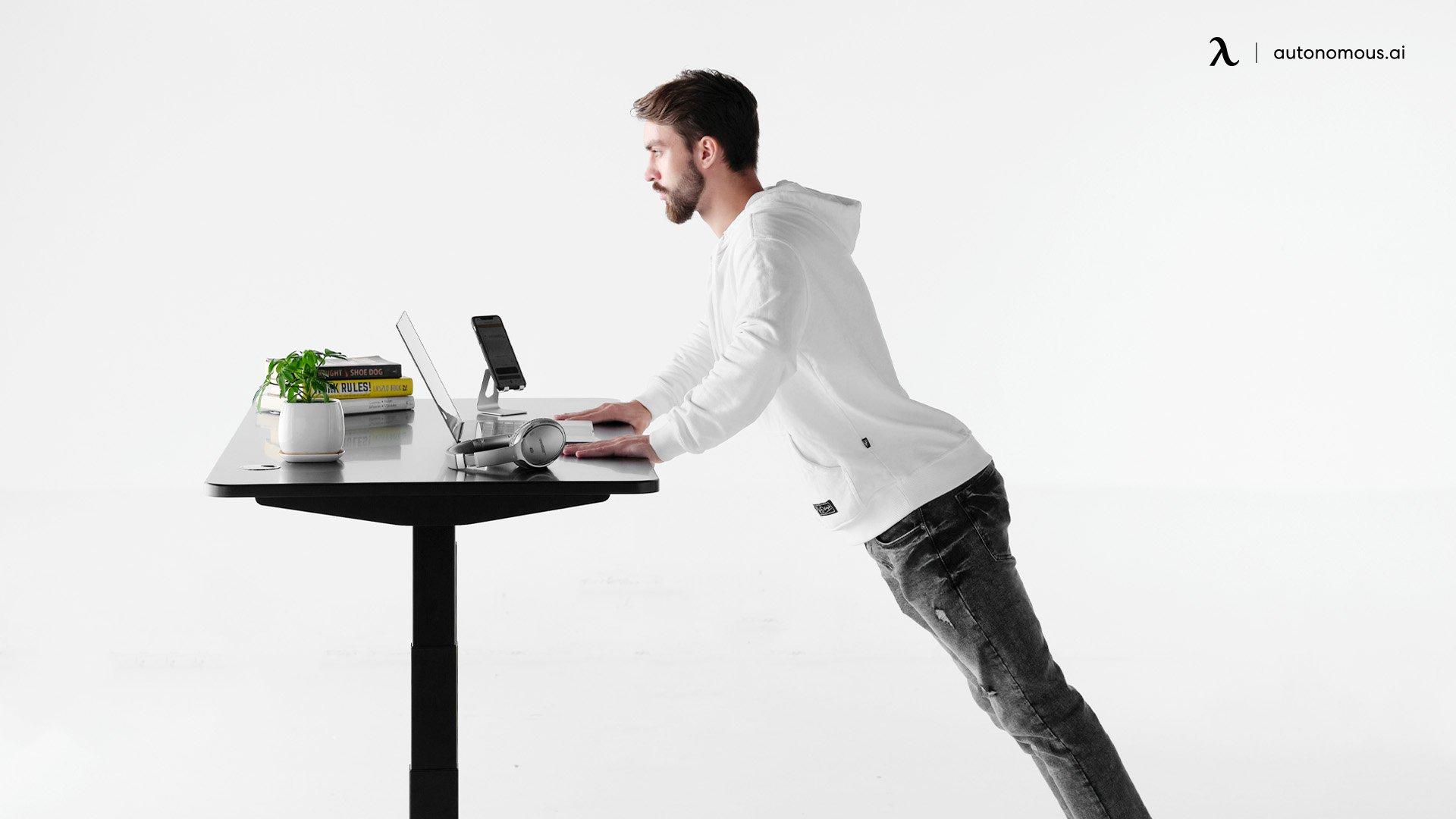 Types of Office Desk Exercise Equipment