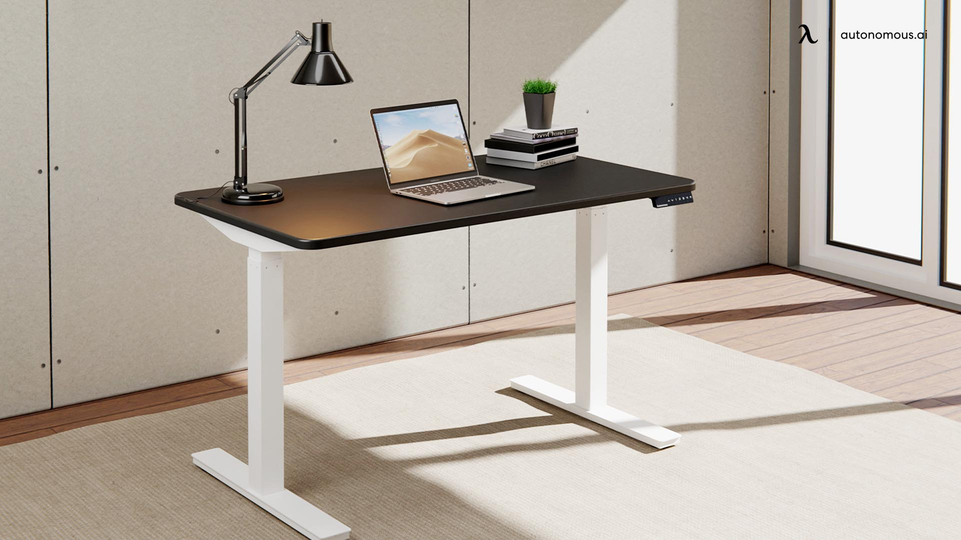 high-end office desk