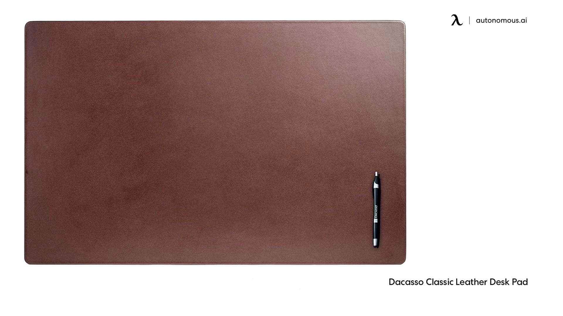 Dacasso Classic Leather Desk Pad