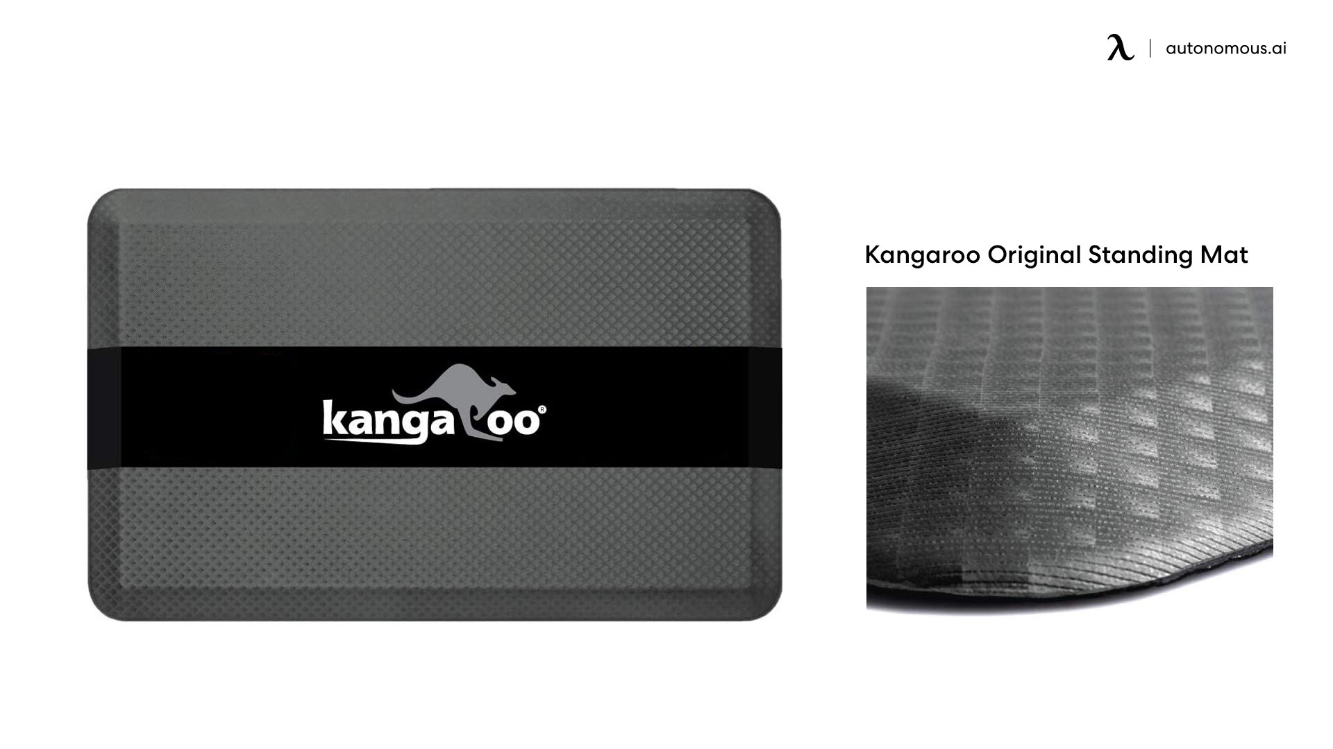Kangaroo Original Standing Desk Mat
