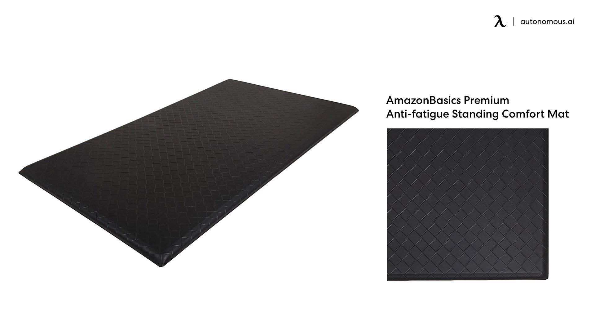 AmazonBasics Premium Mat for a Sit-Stand Desk