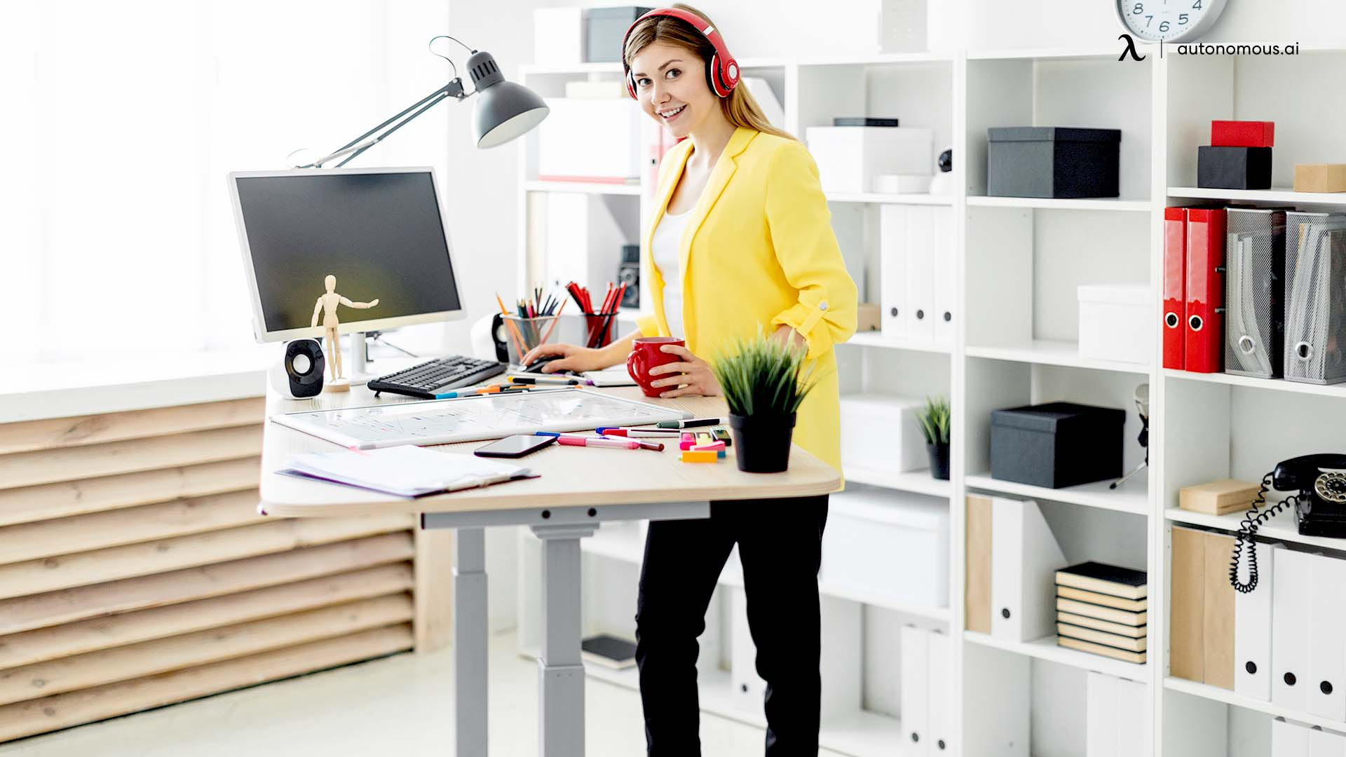 Why Standing Desks are Beneficial