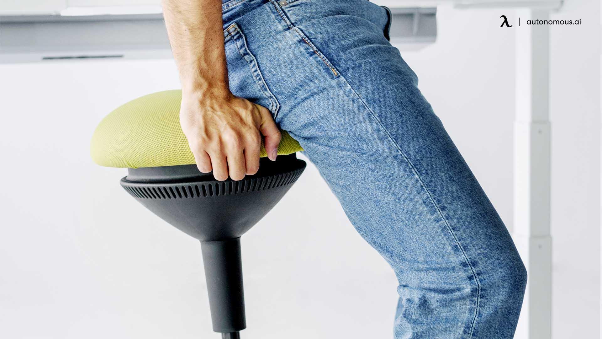A Desk Stool