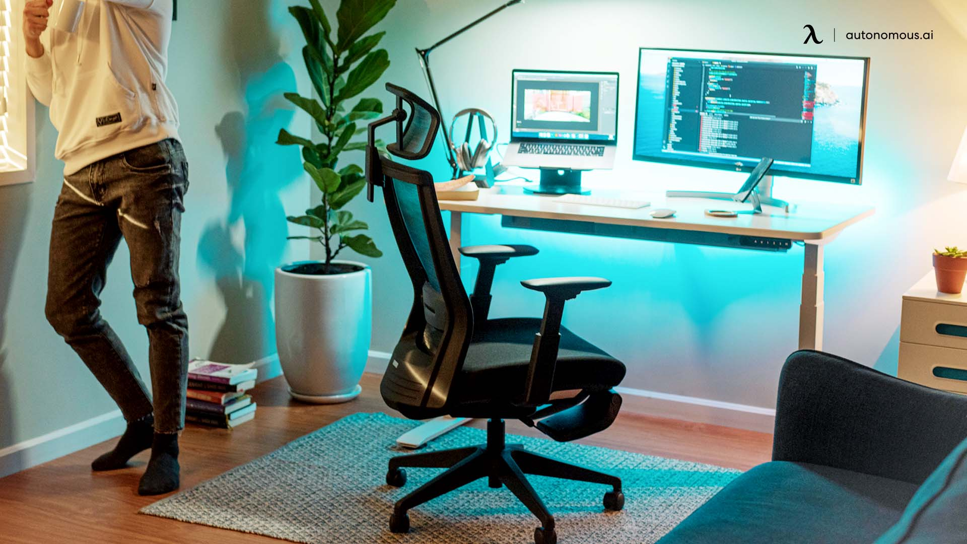 Why Only a Black Ergonomic Chair?