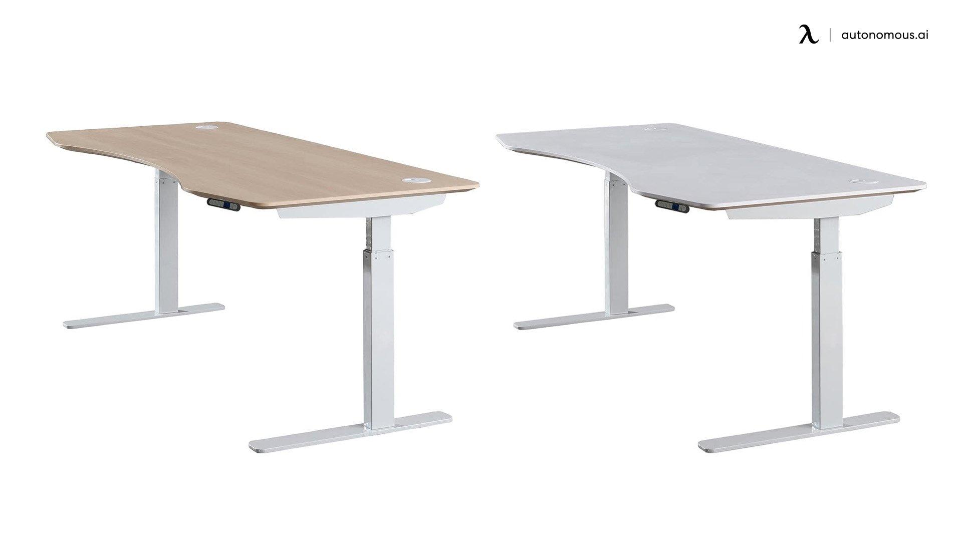 Apexdesk Height Adjustable Study Desk