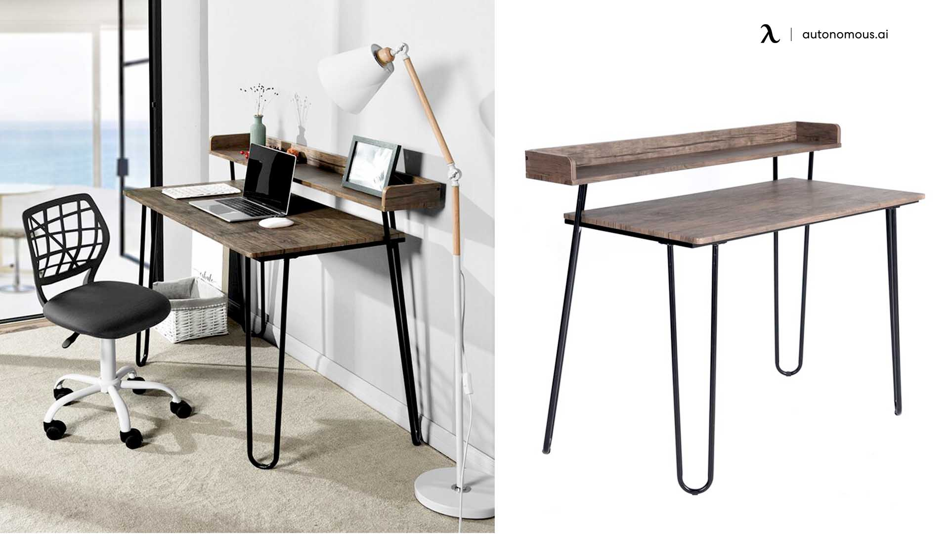 Desk and Chair Set by 39F Inc