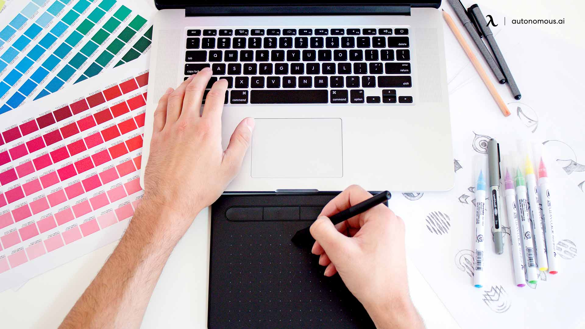 How to Setup Home Office for Designer