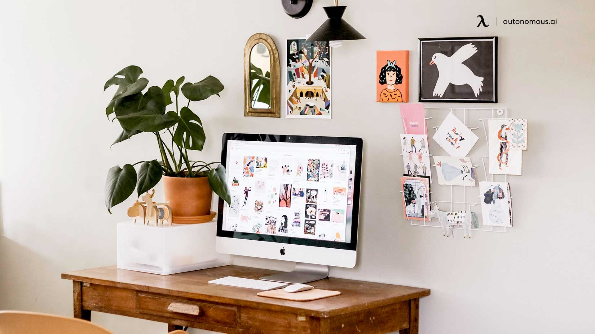 The Trendiest Office Wall Décor for a Creative and Productive Workspace