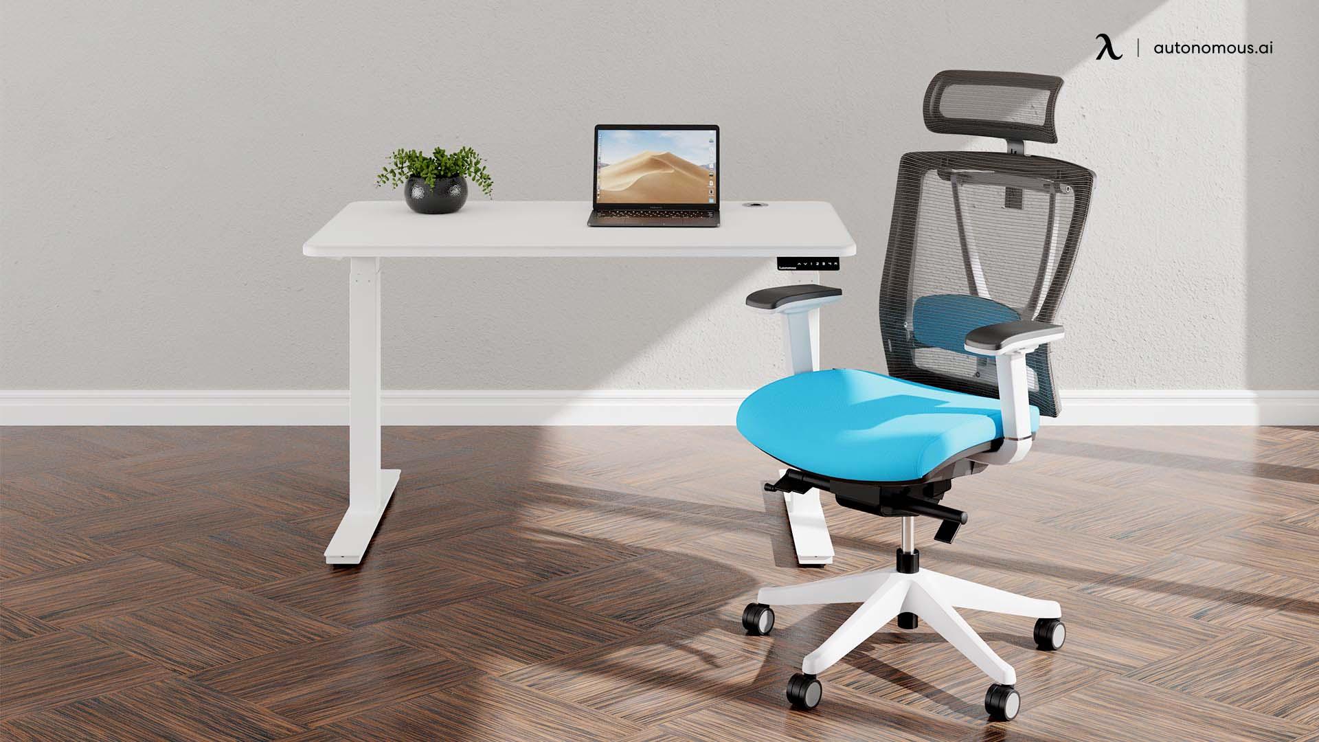 Setting-up an Ergonomic Desk