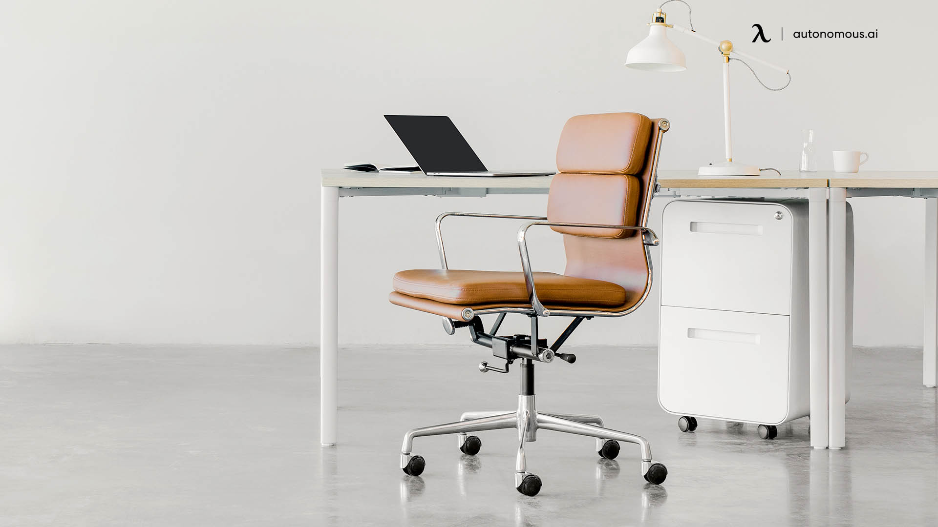 leather office chair is wonderful