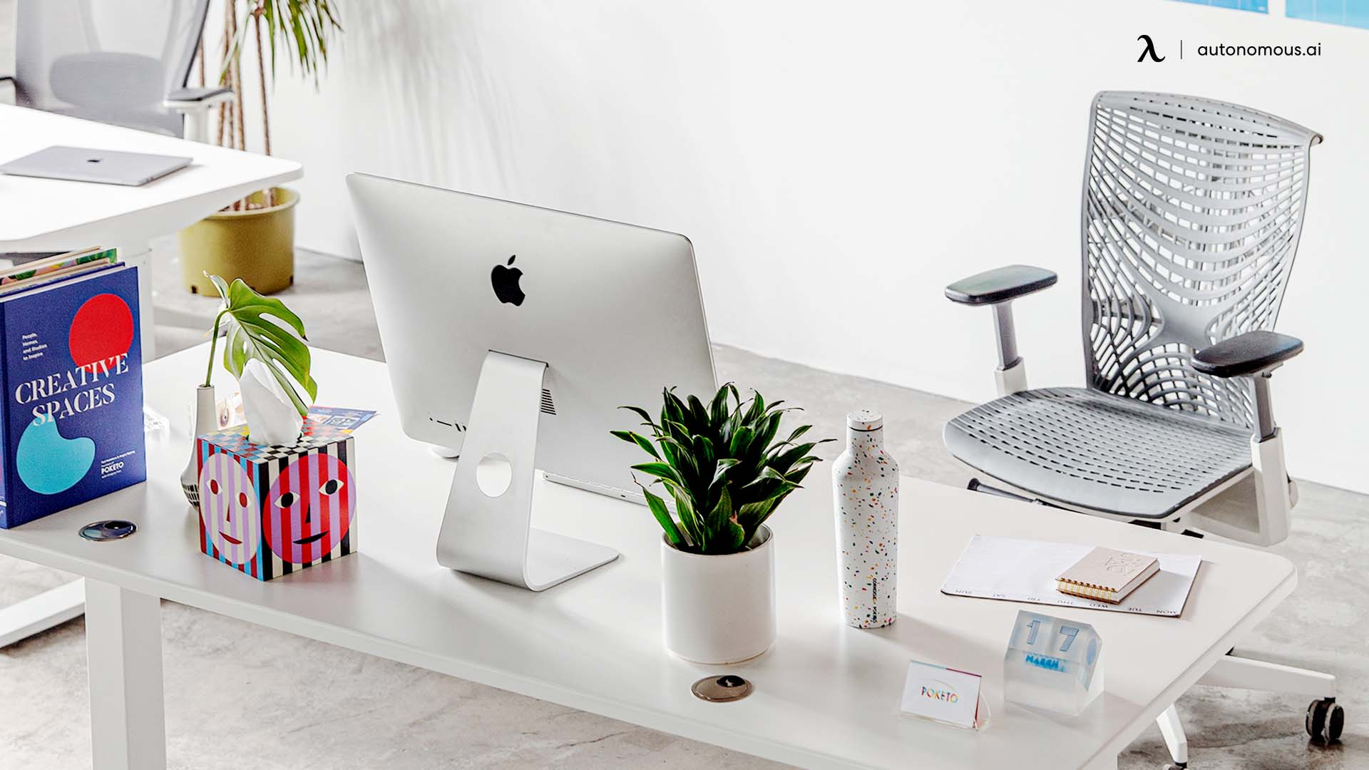 The Perfect Desktop Set-up?