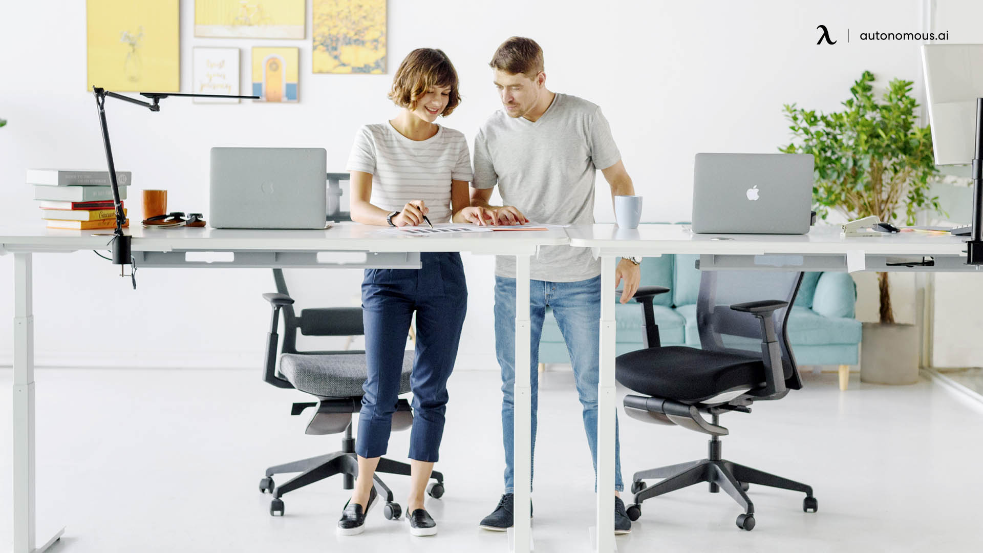 The Right Height for Your Desk