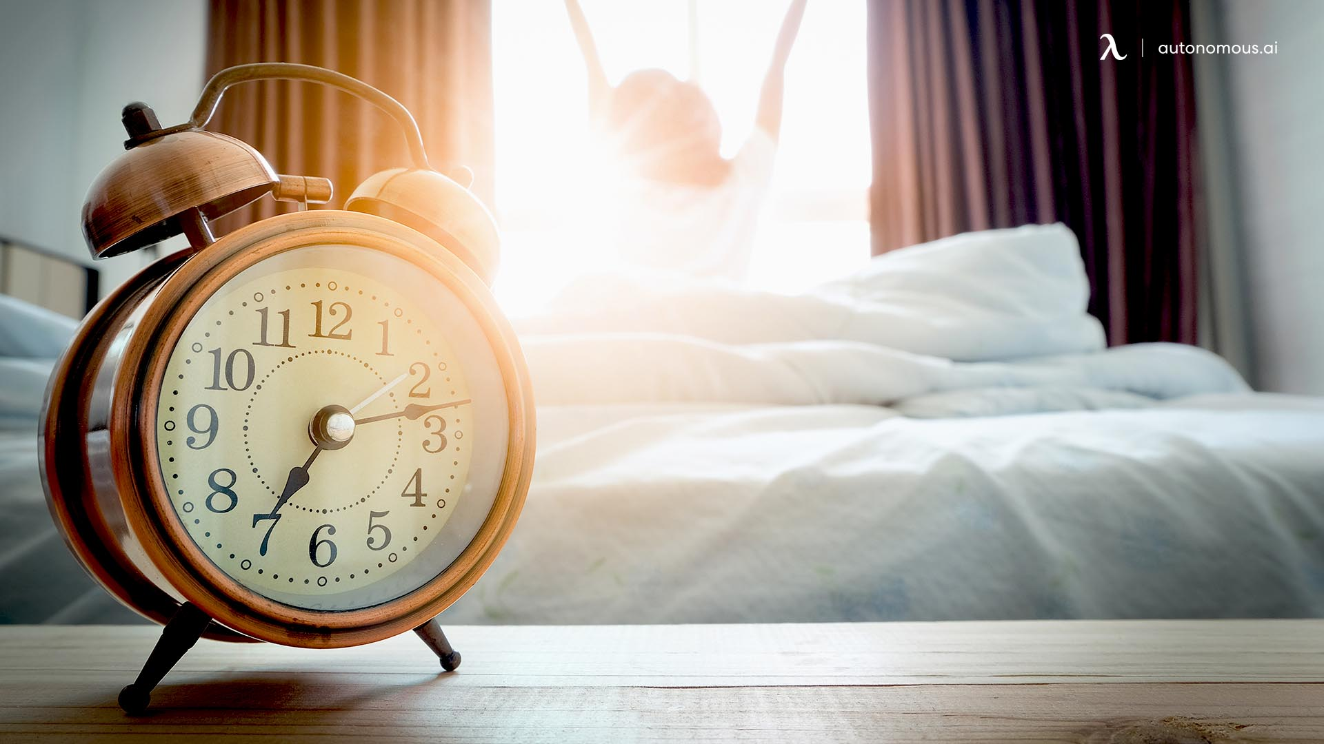 Be Mindful of Waking Up Naturally