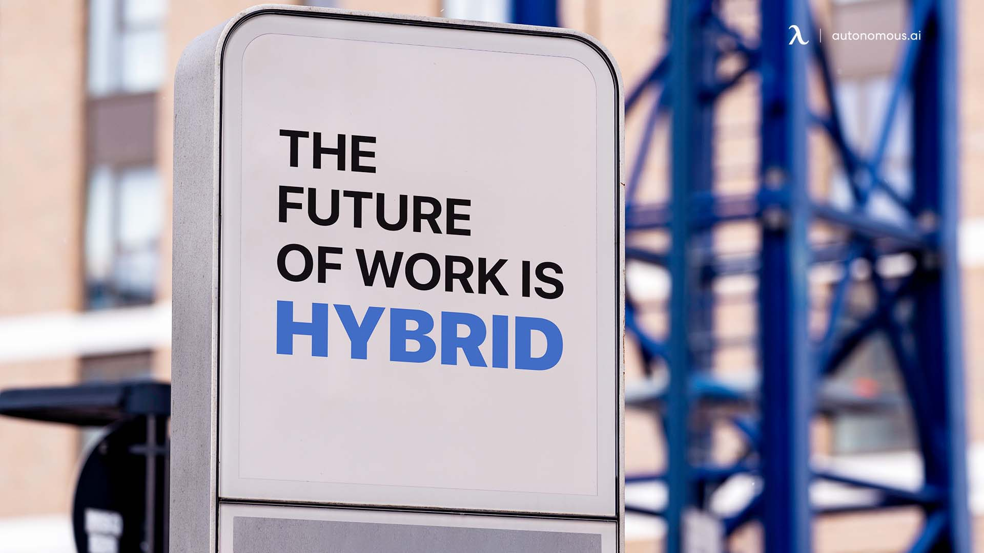 Hybrid Work Model as a New Normal